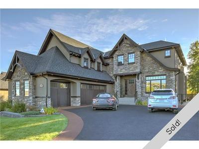 Springbank Hill House for sale:  5 bedroom 3,803 sq.ft. (Listed 2017-04-11)