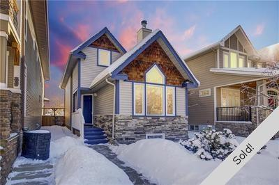1122 9st se Ramsay House for sale in Calgary: 3 bedroom, 2.5 bath 1,269 sq.ft. 649,000