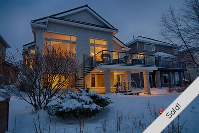 Calgary Edgemont House for sale:  3 bedroom 1,602.76 sq.ft.  Luxury In Calgary Group