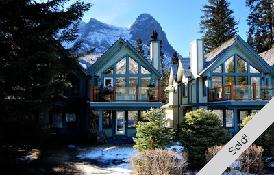 Canmore Townhouse for sale:  4 bedroom 2,174.33 sq.ft. (Listed 2012-02-17)